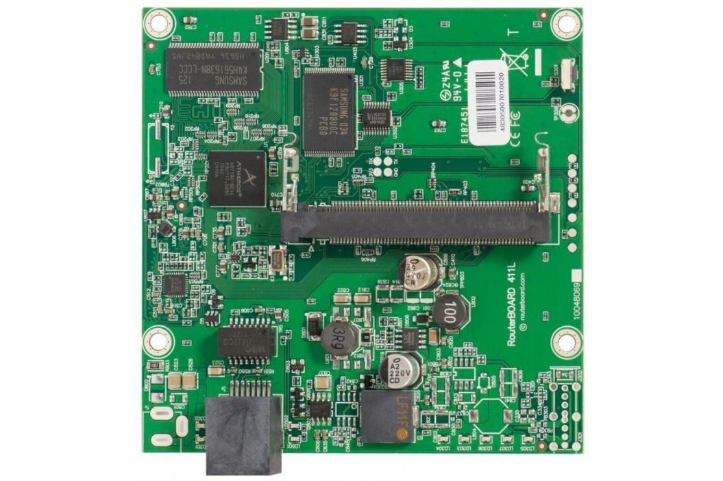 Routerboard MikroTik 411L Router boardy