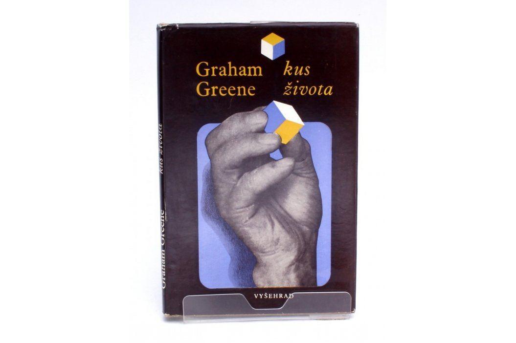 Kniha Graham Greene: Kus života Knihy