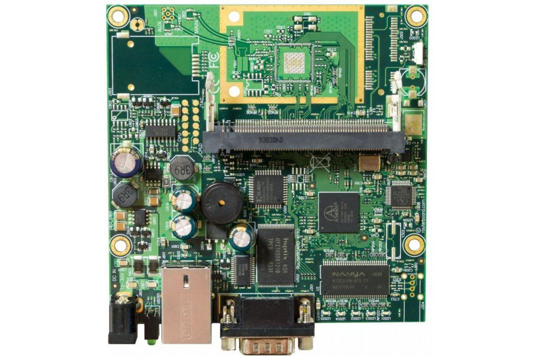 Routerboard  MikroTik RB411 Router boardy