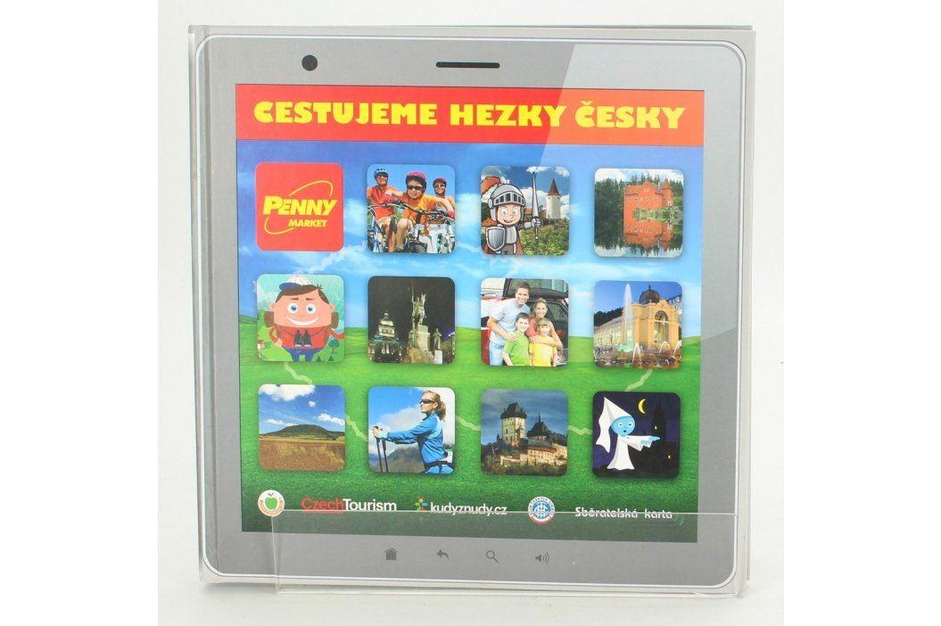 Dětská knížka: Cestujeme hezky česky Knihy