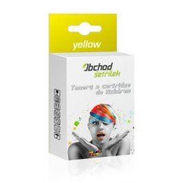Cartridge HP C4838AE pro HP Color InkJet CP1700, Yellow - kompatibilní
