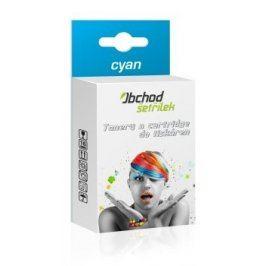 Náplň do tiskárny Epson T1292 pro Epson Stylus Office B42 WD, cyan - kompatibilní kazeta s čipem