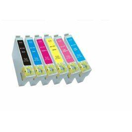 Cartridge Epson T0487 pro Epson Stylus Photo R340 - kompatibilní
