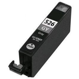 Náplň do tiskárny Canon CLI-526GY pro Canon Pixma MG6150 - kompatibilní kazeta s čipem