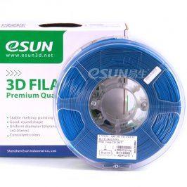 Tisková struna Esun3d CZ, ABS, 1,75mm, Blue, 1kg /role, (ABS175BE1)