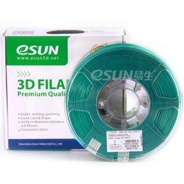 Tisková struna Esun3d CZ, ABS, 1,75mm, Green, 1kg /role, (ABS175GN1)