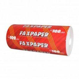 Faxový papír 210mm /100m /25,4mm, Logo