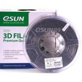 Tisková struna Esun3d CZ, ABS, 3 mm, Šedá, 1kg /role, (ABS3GY1)