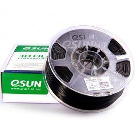Tisková struna Esun3d CZ, PLA, 1,75 mm, Černá, 1kg /role, (PLA175BK1)