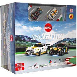 Autodráha SIKU Racing, závodní set