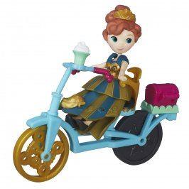 Malá panenka Disney Frozen Anna s doplňky