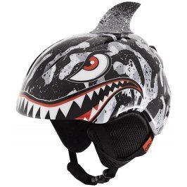 Giro Launch Plus Black/Grey Tiger Sharks XS (48,5-52 cm)
