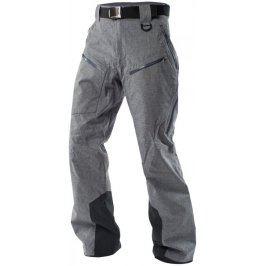 Pánské kalhoty Northfinder Darek, šedé, L