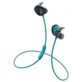 Bezdrátová sluchátka Bose SoundSport wireless, modrá