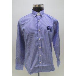 Pánská košile Galvanni, pruhovaná