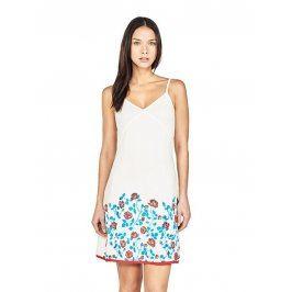 Dámské šaty Tijar Fashion DR752White, bílé