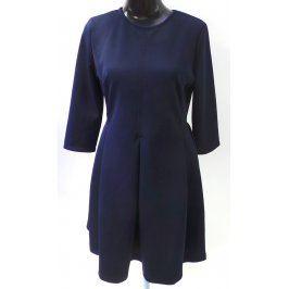 Dámské šaty Giancarlo Bassi, tmavě modré