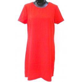 Dámské šaty Giancarlo Bassi, červené