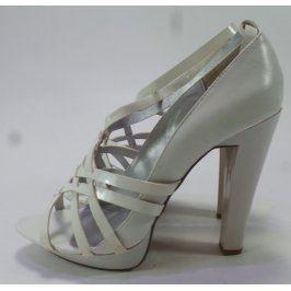 Dámské sandálky Mixer DL0275, bílé, 38