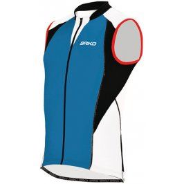 Briko GT Team Sleeveless air Blue/White/Red