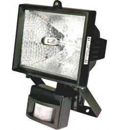 Halogenový reflektor Emos 500 W s PIR senzorem, černý