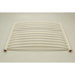 Radiátor koupelnový Korado 735/500 Rondo classic bílý 442 W white RAL9016