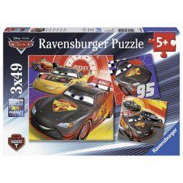 Puzzle Ravensburger Disney Auta - Dobrodružství na silnici
