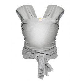ByKay šátek STRETCHY WRAP DeLuxe Grey Melee (vel. M)