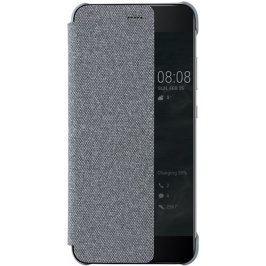 Pouzdro na mobil Huawei P10 Plus, Smart View, šedé