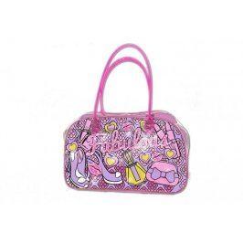 Průhledná kabelka víkendová Alltoys Color Me Mine
