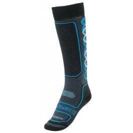 Dětské termoponožky S1 Socks Junior, černé, XS