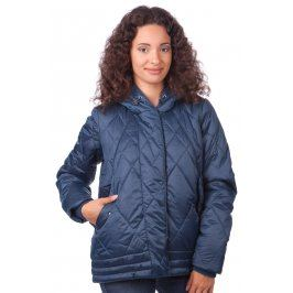 Dámská bunda Geox zimní, modrá