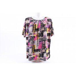 Dámská barevná halenka Honghong fashion