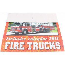 Kalendář hasičských vozů
