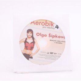 DVD Olga Šípková: Aerobik pro všechny 4