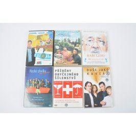 DVD - Duše jako kaviár, Experti, Babí léto a další