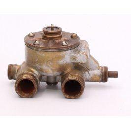 Membránové ovládání plynového ventilu