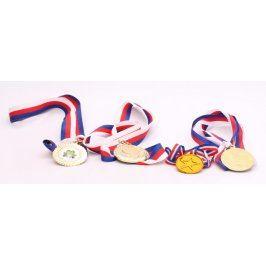 Sada medailí 4 ks