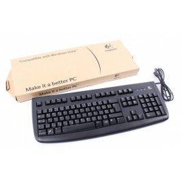 Klávesnice Logitech Deluxe 250 USB