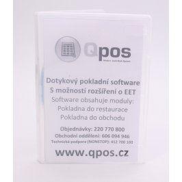 Dotykový pokladní software Qpos