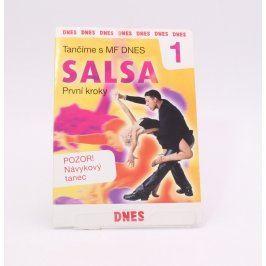 DVD film Salsa - První kroky
