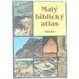 Kniha kolektiv autorů: Malý biblický atlas