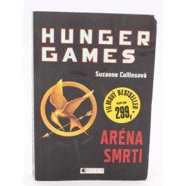 Kniha Suzanne Collins: Hunger Games: Aréna smrti