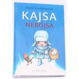 Kniha Astrid Lindgrenová: Kajsa Nebojsa
