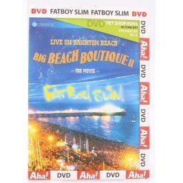 Hudební DVD Fatboy Slim: Big Beach Boutique II