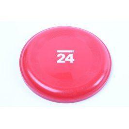Frisbee červené reklamní motiv