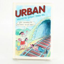 Kniha Petr Urban: Největší špeky 1986 - 96