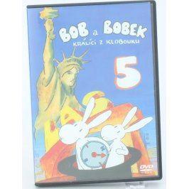 DVD Bob a Bobek - Králíci z klobouku 5