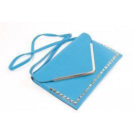 Dámská elegantní kabelka modrá