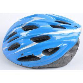 Cyklistická helma modrá